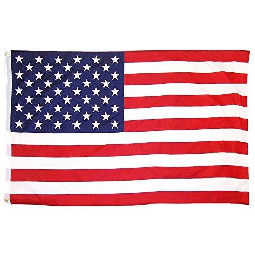 Naicasy, bandiera americana, 90 x 150 cm