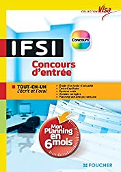 Visa - Concours IFSI - Mon planning en 6 mois - Nº32