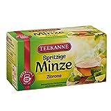 Teekanne Pfefferminztee mit Zitrone (20 x 1,5g Packung)