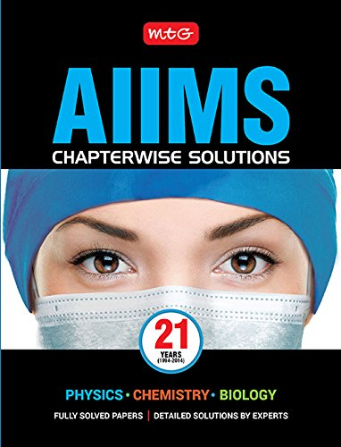 21 Years AIIMS Chapterwise Solutions (Old Edition)