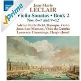 Leclair: Violin Sonatas, Op. 2, Nos. 6, 7 & 9-12