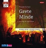 Grete Minde: Lesung mit Kurt Böwe (1 mp3-CD)
