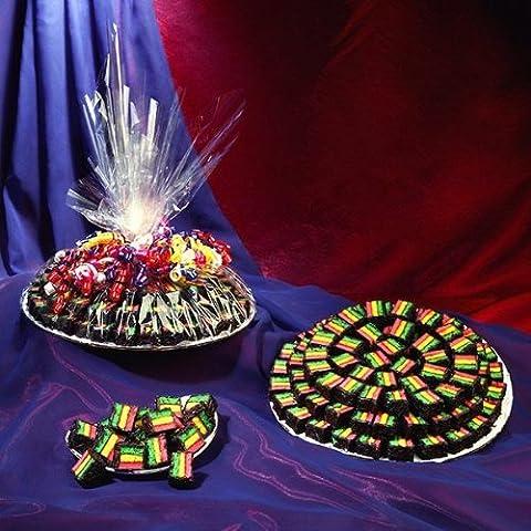 3 lb Rainbow Cookies Platter - by Best Cookies by Best Cookies