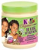 Africa's Best Kids Organische Haarspülung mit Eiweiß angereichert 445 ml