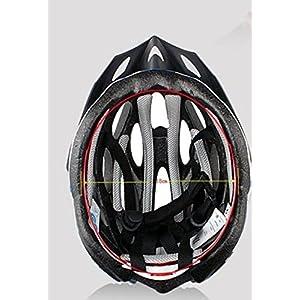 Dayiss ® 2014 Nueva INBIKE Ciclismo BMX bicicletas héroe de la bici del casco con el visera 4 colores (rosa)