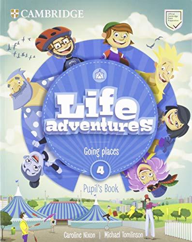Life Adventures Level 4 Pupil's Book