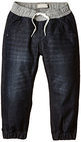 NAME IT Jungen Hose NITRUN DARK K BAG/XR DNM PANT NOOS, Gr. 110, Blau (Dark Denim)
