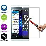 ZeWoo Protector de pantalla de vidrio templado para BlackBerry Z10 ultra duro 9H *2.5D con un espesor de 0,33 mm