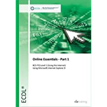 ECDL Using Email and the Internet Part 1 Using Internet Explorer 9 (BCS ITQ Level 1) by CiA Training Ltd. (2013-08-01)