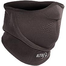 Altus Masaya - Bufanda, Unisex, Color Negro, Talla única