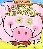Scarica Libro Guarda che occhi (PDF,EPUB,MOBI) Online Italiano Gratis