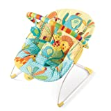 Bright Starts Sunnyside Safari Bouncer (Multicoloured, Newborn+)