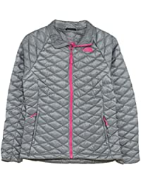 The North Face Thermoball Full Zip–Chaqueta para mujer, mujer, color gris, tamaño M