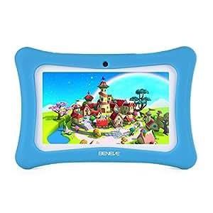 kinder tablet 7 zoll beneve bilige tablet pc 1g ram 8g. Black Bedroom Furniture Sets. Home Design Ideas
