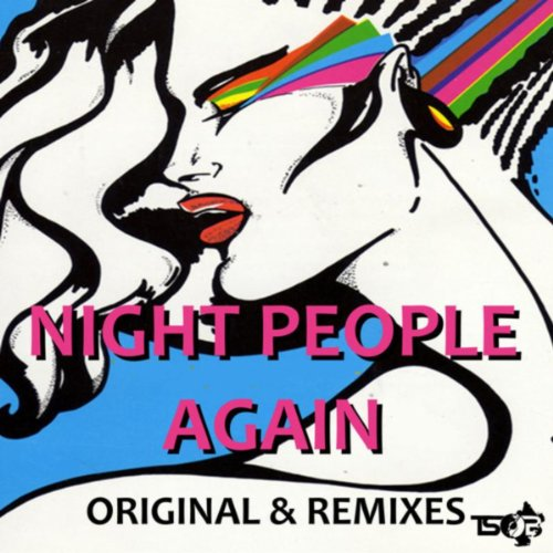 The Night People - Again (Remix)