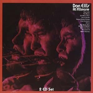 Don Ellis at Fillmore