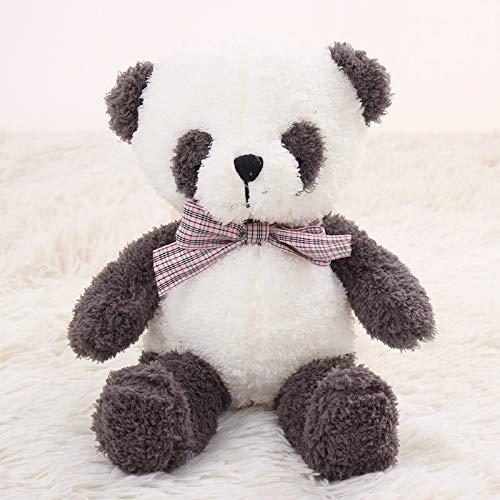 PANGDUDU Karikatur-Plüsch-Spielzeug-Dschungel-Kleines Tier Nette Langohrige Kaninchen-Puppe/Kleiner AFFE/Panda-Kinderpuppe, Die Schlafendes Kindgeschenk, Panda, 48Cm Hält