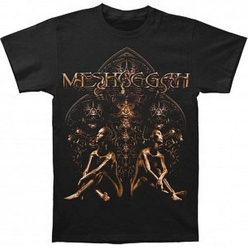 Ill Rock Merch Meshuggah - Koloss Twins T-Shirt (X-Large)