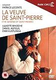 La veuve de Saint-Pierre - DVD [2000] [Reino Unido]