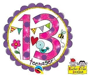 Rachel Ellen- Insignia de fiesta, Color rosa (25797)