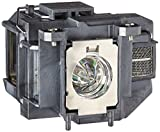 #7: ePharos Replacement Projector lamp ELPLP67 V13H010L67 with Housing for Epson EB S12 EB W12 EX3210 EX5210 EX7210 Powerlite 1221 Powerlite 1261W Powerlite S11 Powrelite X12 V11H433020 VS210 VS310 VS315W Projectors