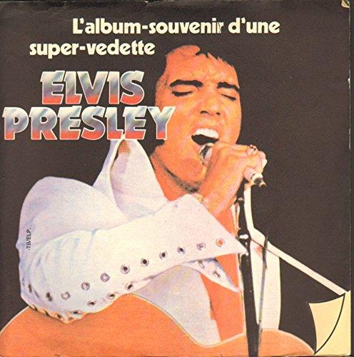 L'album-souvenir d'une super-vendette - flexi (Elvis-souvenir)