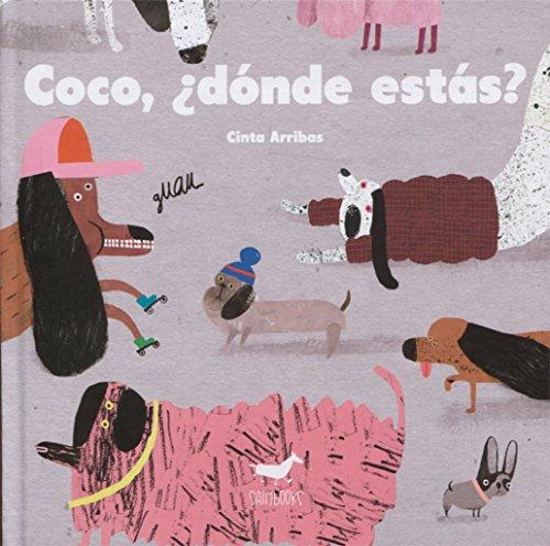 Coco, ¿dónde estás? (Álbum ilustrado)