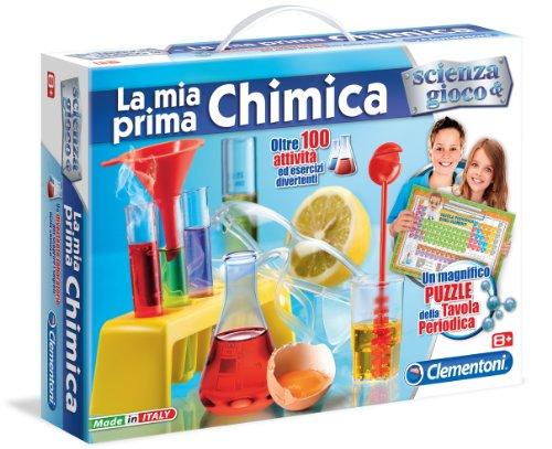 Clementoni - 12800 - Scienza e Gioco, La Mia Prima Chimica