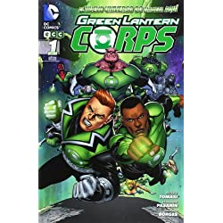 Green Lantern Corps núm. 01 (Green Lantern Corps - Español