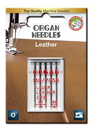 Organ, Leder Naalden