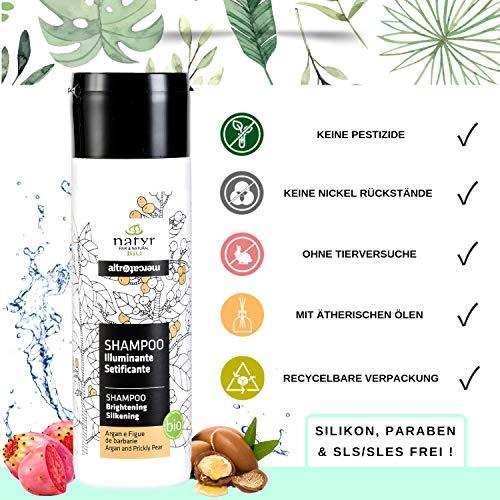 Zoom IMG-2 bio cura shampoo con olio