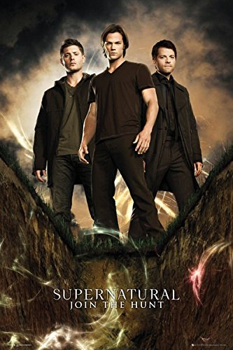 GB eye, Supernatural, Group, Maxi Poster, 61x91.5cm