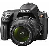Sony DSLR A290L SLR Digitalkamera (14 MP CCD Sensor, BIONZ Bildprozessor) schwarz inkl. 18-55mm Objektiv