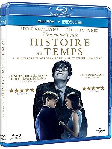 Une Merveilleuse histoire du temps [Blu-ray + Copie digitale]