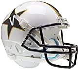 Schutt NCAA Vanderbilt The COMMODORES Replica XP Helm–Alternate 1(weiß)