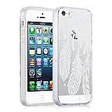 Coque iPhone SE Coque iPhone 5 5s coque silicone transparente | JammyLizard | Coque...
