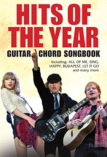 Read e-book online Hits of the Year Guitar Chord Songbook PDF - Home ...