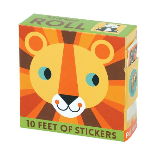 game se el Animals of the World Sticker Roll