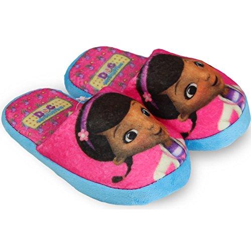 Disney Doc McStuffins Chaussons, pantoufles Rose - Variante 2