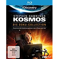 Stephen Hawkings Kosmos - Die Doku-Collection / Limited Edition