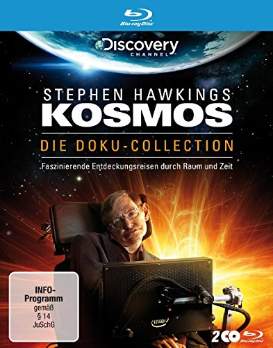 Stephen Hawkings Kosmos - Die Doku-Collection (Limited Edition) [Blu-ray]