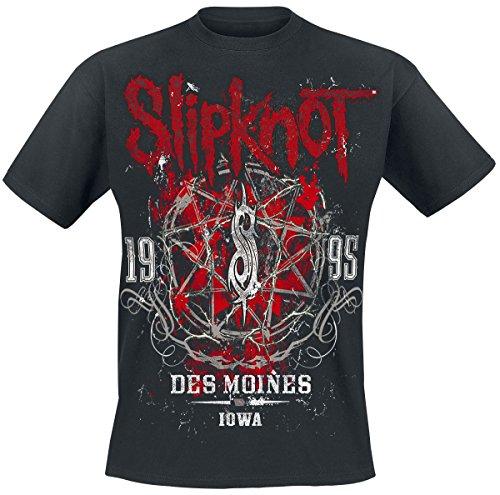 Slipknot Iowa Star T-Shirt schwarz XXL