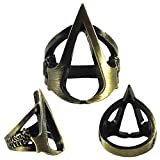 High Quality Imported Assassins Creed Logo Ring