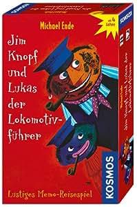 Kosmos 710873 - KOSMOS - Jim Knopf und Lukas der Lokomotivführer