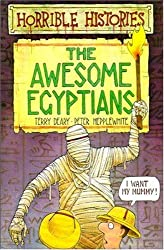 The Awesome Egyptians (Horrible Histories) by Terry Deary (1993-06-18)