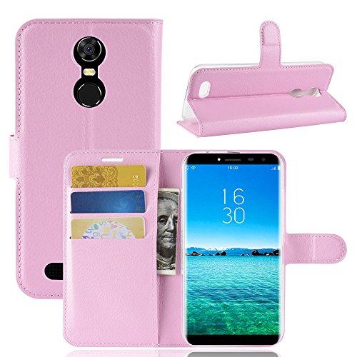 AIOIA Hülle für Oukitel C8 3G 4G,PU Leder Hülle Tasche Schutzhülle Handyhülle für Oukitel C8 3G 4G