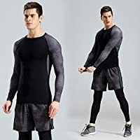 Men's Clothing Mens Compression Suit for Cycling Sportswear Running Outdoor Sports and Gym
