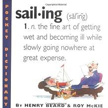 Sailing (Bulging Pocket Dictionary)