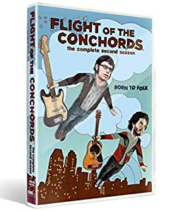 Flight of the Conchords: Complete Second Season [DVD] [2009] [Region 1] [US Import] [NTSC]