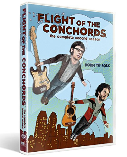 flight-of-the-conchords-complete-second-season-import-usa-zone-1